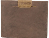 Steve Madden Dakota Leather Passcase Wallet