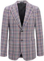 Joseph Elton Check Garvan Jacket