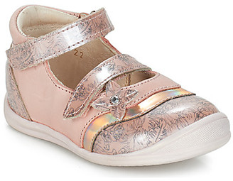 GBB STACY girls's Shoes (Pumps / Ballerinas) in Pink