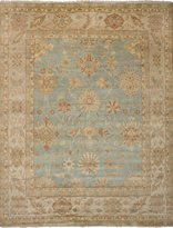 """Ecarpetgallery Hand-knotted Heirloom Open Field 9'1"""" x 11'11"""" 100% Wool area rug"""