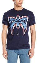 WWE Men's Ultimate Warrior Americana Men's T-Shirt