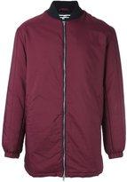 McQ by Alexander McQueen oversized bomber jacket