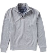 Brooks Brothers French Terry Half-Zip Pullover