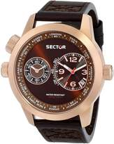Sector Men's R3251102022 Oversize Analog Display Quartz Watch