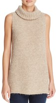 Joie Arne Sleeveless Turtleneck Sweater