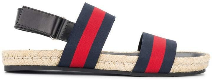 Gucci Web sandals