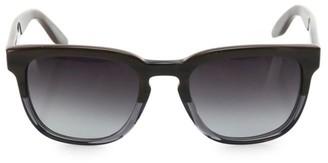 Barton Perreira Coltrane Mudsli 54MM Square Sunglasses