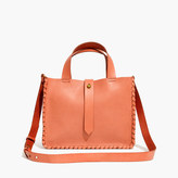 Madewell The Whipstitch Mini Tote Bag