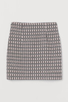 Thumbnail for your product : H&M Jacquard-knit skirt