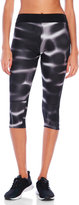 adidas Printed Capri Pants