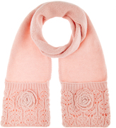 Monsoon Lacey Flower Pocket Scarf