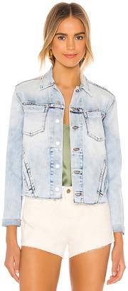 L'Agence Janelle Slim Jacket. - size L (also