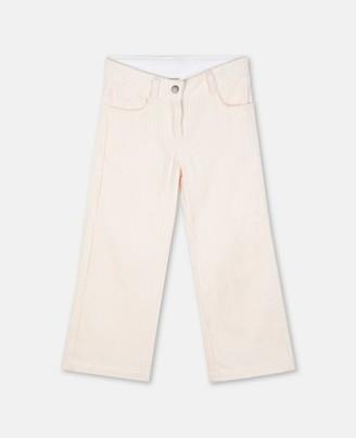 Stella Mccartney Kids Stella McCartney jumbo corduroy trousers