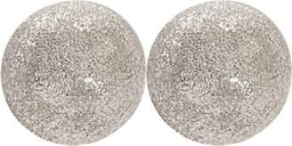 Carolina Bucci Medium Sparkly Ball Earrings