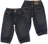 Levi's 526 loose straight-leg jeans - baby