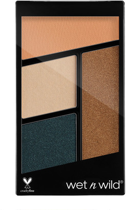 Wet n Wild Color Icon Eyeshadow Quad 4.5G Hooked On Vinyl