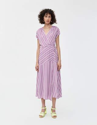 Farrow Edith Striped Dress