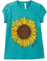 O'Neill Sweet Sunflower Tee (Toddler Girls & Little Girls)