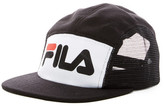 Fila Flat Brim 5 Panel Camper Snap Back