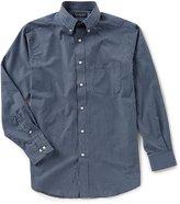 Roundtree & Yorke Long-Sleeve Checked Sportshirt