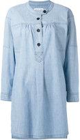 Etoile Isabel Marant buttoned denim dress