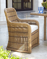 Horchow Rafter Outdoor Dining Chair