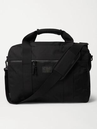 Filson Pullman Webbing-Trimmed CORDURA Ripstop Briefcase - Men - Black