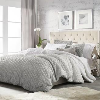 Ombre Honeycomb Microsculpt Comforter Set