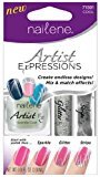 Nailene 2 Pack Artist Expressions Nail Polish Kit (71501-COOL)