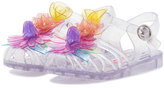 Sophia Webster Lilico Glittered Jelly Flower Sandal, Toddler/Youth
