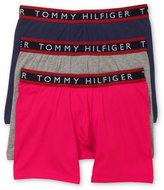 Tommy Hilfiger Men's Stretch Boxer Briefs 3-Pack