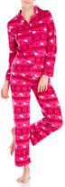Hello Kitty Cozy & Toasty Flannel PJ Set