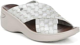 BZees Dusty Slide Sandal