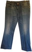 Gucci Washed Denim Skinny Flare - size 44