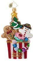 Christopher Radko Christmas Cookie Comfort Figurine