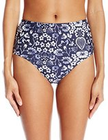 O'Neill Women's Retro Americana High Waist Bikini Bottom