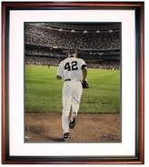 Steiner Sports Mariano Rivera Framed Photograph
