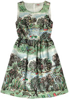 Cath Kidston London Park Sleeveless Cotton Dress