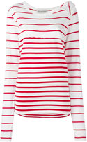 Faith Connexion striped jumper - women - Cotton - XS