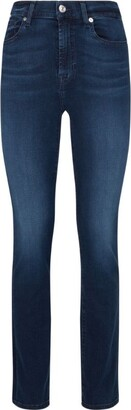 7 For All Mankind B(Air) Straight Jeans