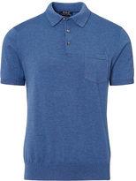 Polo Ralph Lauren Cotton Short-Sleeve Sweater