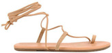 TKEES Jo Lace Up Sandal