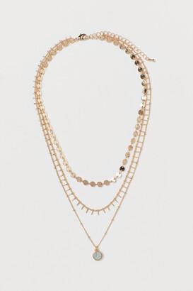 H&M Multi-strand Necklace