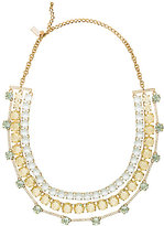Kate Spade Carnival crystal statement necklace