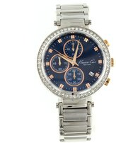 Kenneth Cole New York Women's 10019754 Stainless Steel Chronograph Dial Watch