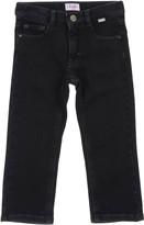 Il Gufo Denim pants - Item 42587855