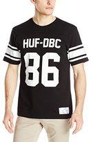HUF Men's Wrecking Crew Football Jersey
