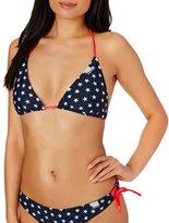 Superdry Avenue Of Stars Tri Bikini Top