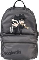 Dolce & Gabbana Patch Backpack