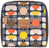 Maclaren Orla Kiely Universal Insulated Pannier in Blue/Orange